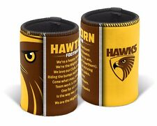 Adelaide Crows AFL TEAM SONG Beer Can Bottle Cooler Stubby Holder Cosy DAD Gift