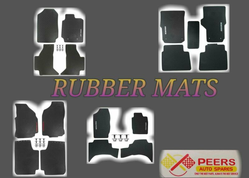 RUBBER MATS OEM FIT ON SPECIAL