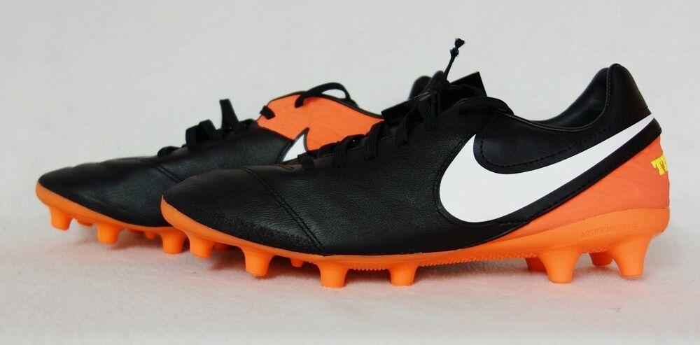 Nike Fussballschuh Tiempo MYSTIC V AG-PRO schwarz rot rot rot 844396 018 a36f83