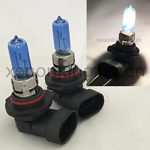 9005-HB3-White-65W-Xenon-Halogen-5000K-Headlight-2x-Light-Bulbs-n1-High-Beam