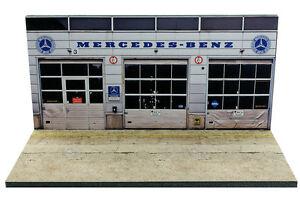 Diorama-presentoir-Mercedes-Benz-1-43eme-43-2-C-C-003