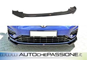 Splitter-Spoiler-lama-anteriore-per-VW-Golf-VII-7-R-V2-2012-gt-2017