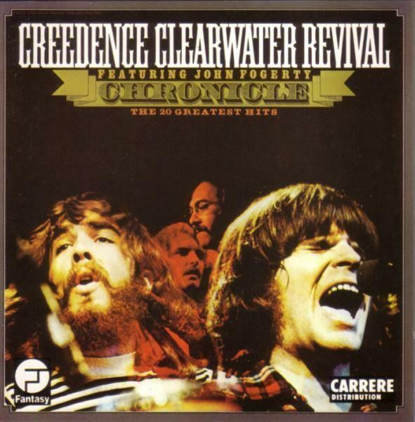 Creedence Clearwater Revival ‎– Chronicle (The 20 Greatest Hits) - CD (1985)