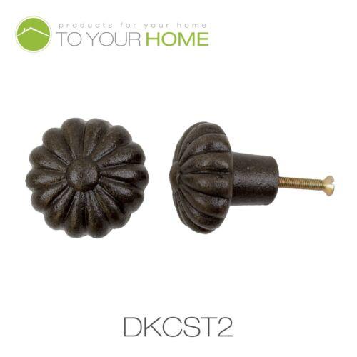Dihl Cast Iron Kitchen Cupboard Door Cup Drawer Furniture Antique Pull Knob