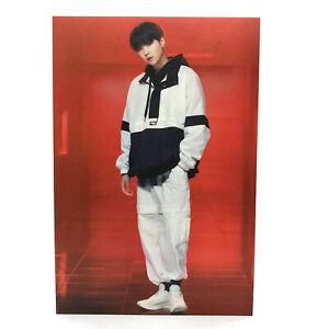 BTS × FILA SUGA 02 Official Photo Post Card Music KPOP
