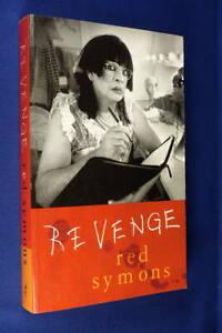 REVENGE Red Symons BOOK Comic Musings by The Skyhooks Guitarist