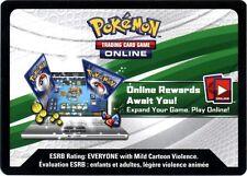 200x Pokemon Random Booster Code Cards for Pokemon TCG Online Booster Packs