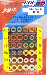 SSP-G 18x14 GY6 Roller Weight Tuning Kit GY6 QMI//QMJ 125 150cc 171cc 180cc