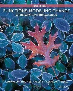 Functions-Modeling-Change-A-Preparation-for-Calculus-5th-Edition-by-Daniel-E-Flath-Ann-Davidian