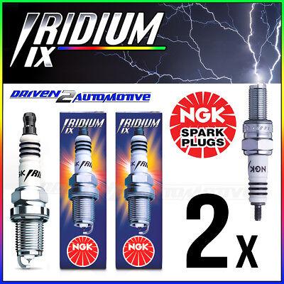 2x Ngk Br8hix 7001 Iridium Ix Spark Plugs Mbk Ovetto 100 100 01/01–> Saldi Estivi Speciali