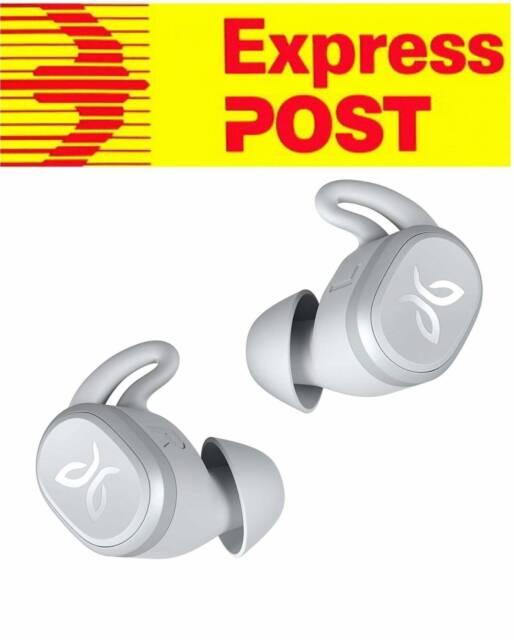 Express Jaybird Vista True Wireless In-Ear Sport Headphones Nimbus Grey New SEAL