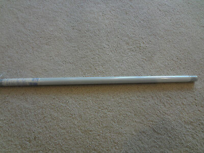 Westinghouse Lighting 7724300 Extension Down Rod 1//2-Inch Id by 24-Inch White Finish