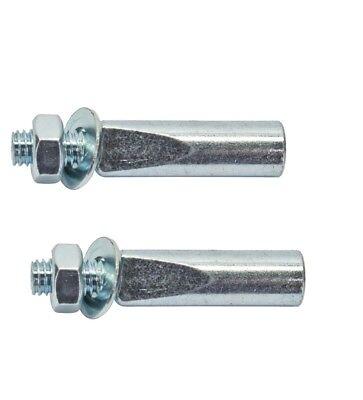 Genuine Sugino Crank Cotter Pins 9.5mm NOS 1pr