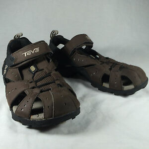 dcff2efe98e0 Details about TEVA 6704 All Terrain Trail Hiking Sport Closed Toe Sandals  Mens Size 7 EUC!