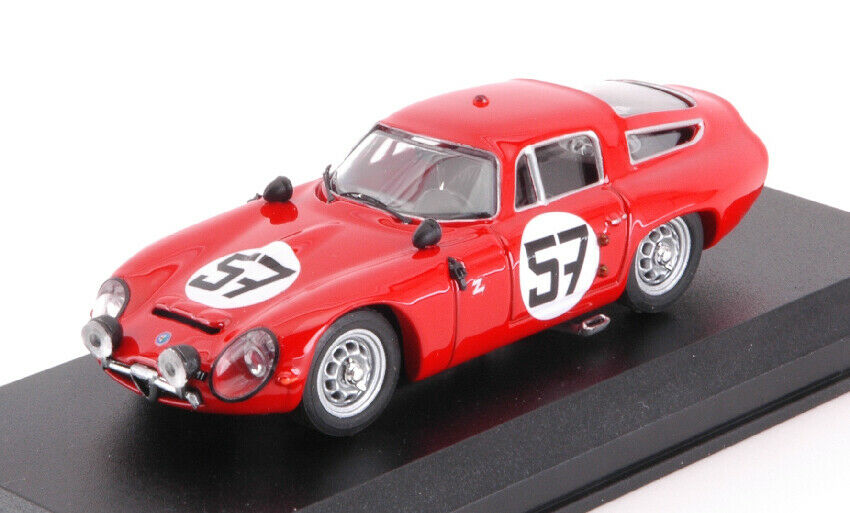 Alfa Romeo Tz1  57 13th (1st Gt1.6) Lm 1964 Bussinello   Deserti 1 43 Model