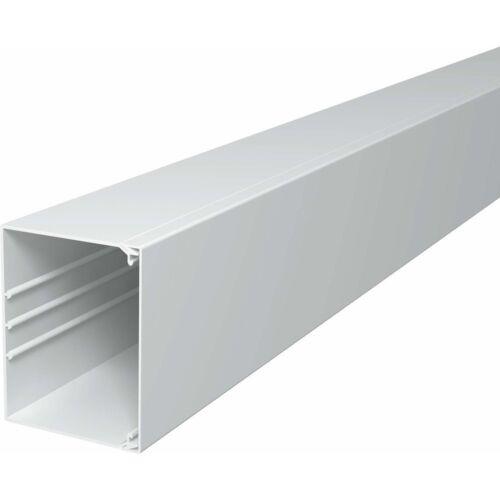 OBO Bettermann WDK100130RW WDK-Kabelkanal PVC reinweiß 100x130x2000mm