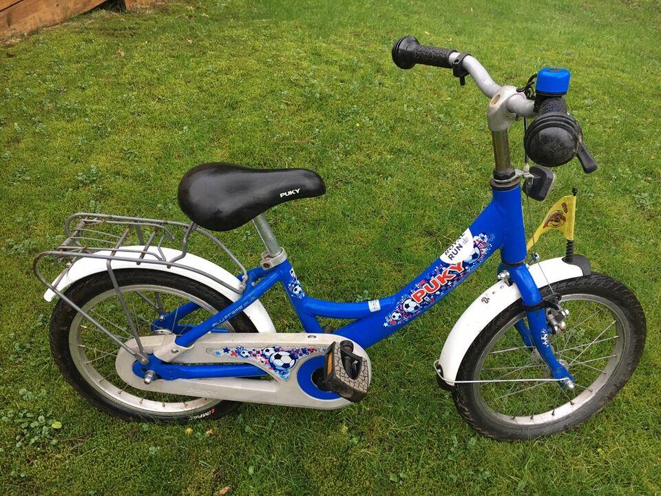 Unisex børnecykel, classic cykel, PUKY
