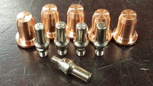 10 x PT60 PT-60 PT40 Alphacut 60 40A Plasma Drag Nozzles /& Electrodes *US SHIP*