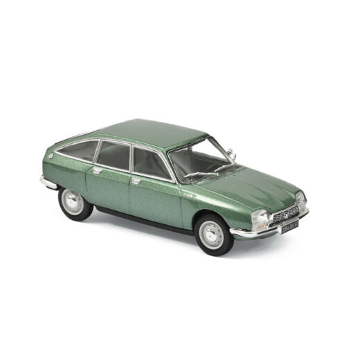 Norev 158219 Citroen GS 1200 Club grün metallic Maßstab 1:43 Modellauto NEU!°
