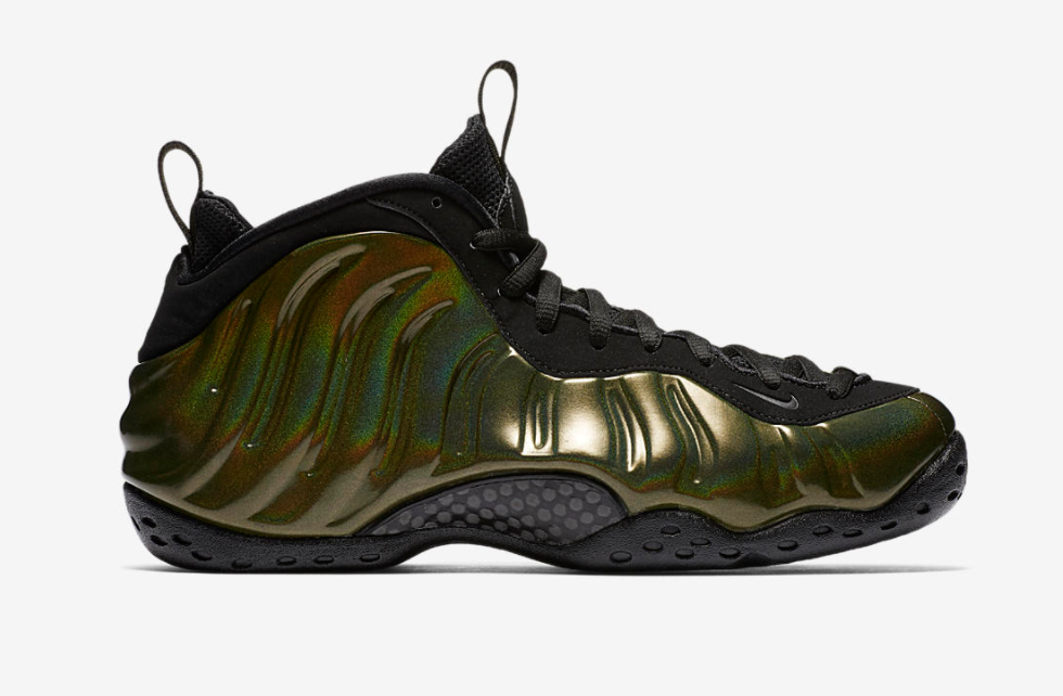 c67cce8bc9e Nike Air Foamposite One 1 314996-301 Legion Green Black DS Size 7.5 ...