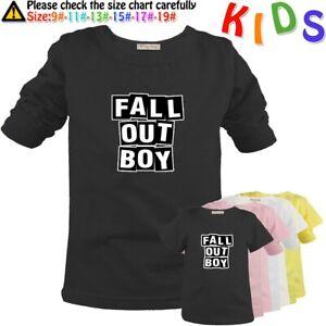 Printed Long Sleeve T-Shirts Boys 11-15 Years