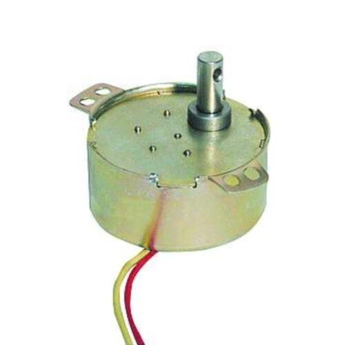 S517 Getriebemotor 1 U/min 230V Motor z.B. Drehscheibe Drehteller Spiegelkugel