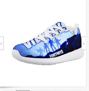 Fortnite Kid's Size Sneakers Battle