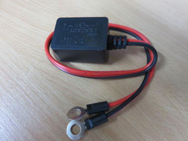Vespa Scooter - Inteligente Control de la batería con Smartphone