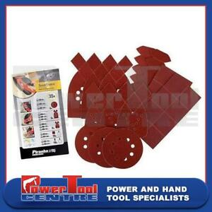 Black /& Decker  8 Piece Assorted Sander Loose Sheets Fits KA230E KA160K KA260GT