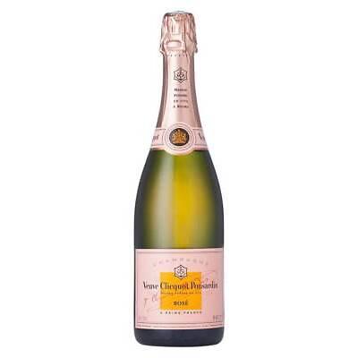 Veuve Clicquot Rosé Champagne 750ml