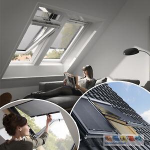 orig velux hitzeschutz markise f r dachfenster ggl gpl gtl ggu gtu vl pu vh vt ebay. Black Bedroom Furniture Sets. Home Design Ideas