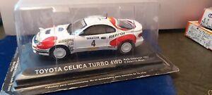 IXO-1-43-TOYOTA-CELICA-TURBO-4WD-CATALUNYA-1992-C-SAINZ-4-NEUVE-EN-BOITE