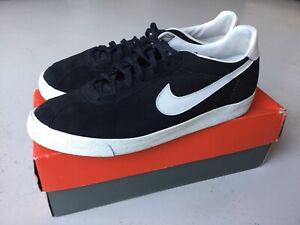 Black 1994 Nike Brown Sb Suede Vintage White Rare Y Sc Us12 Uk11 Tw1Aqwv