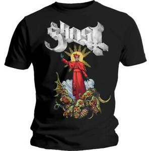 Ghost-Plague-Bringer-Shirt-S-M-L-XL-XXL-Official-Metal-Band-T-Shirt-Tshirt