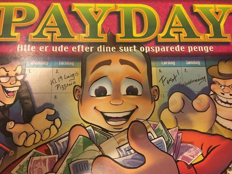 Payday, Familie spil, brætspil