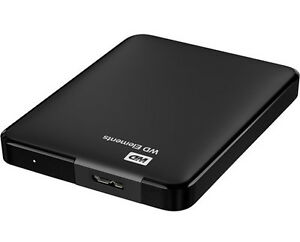 2000 gb 2 5 wd elements portable externe festplatte. Black Bedroom Furniture Sets. Home Design Ideas