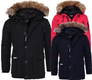 Geographical norway parka ebay