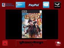 BioShock Infinite Steam Key Pc Game Download Code Neu Blitzversand