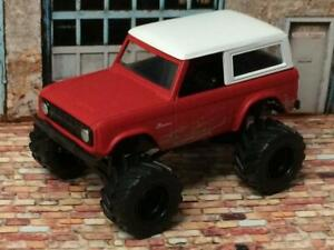 1st Generation 1966- 1977 Ford Bronco Hard Top Lifted 4X4 ...
