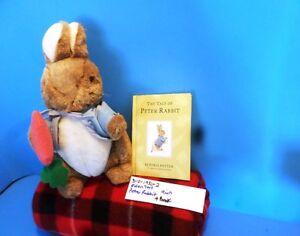 Eden Toys Peter Rabbit plush and book(310-1930-2)