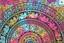 Indian-Mandala-Tapestry-WallHanging-Mandala-Elephant-Bed-Throw-Boho-Cover thumbnail 4
