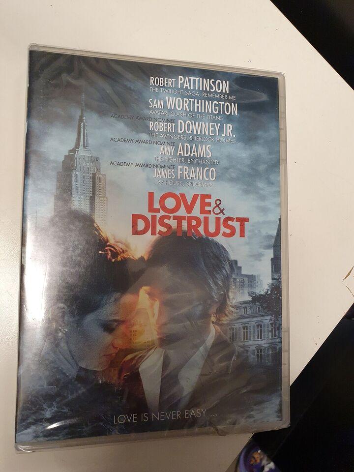Love & Distrust, DVD, romantik
