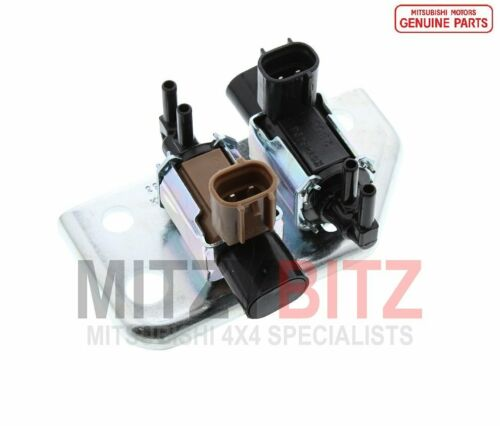 GENUINE VGT THROTTLE EMMISION EGR SOLENOIDS L200 K64T Series 4 2.5D 96-07