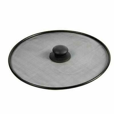 Splatter Screen Guard Frying Pan