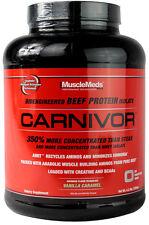 MuscleMeds Carnivor - 56 Servings - Blue Raspberry