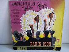 MAURICE CHEVALIER Paris 1900 FST 153121