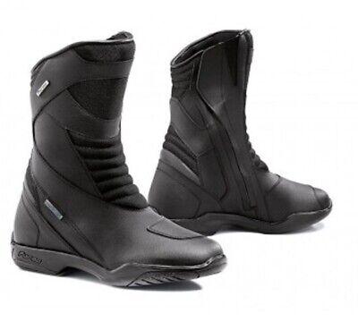 Bottes Moto Forma Noir Mesure 45 Boots Touring City Urban   eBay