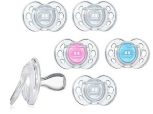 12m 6-12m Dr Brown/'s Baby Soother Dummy Pacifier Teat Nipple 0-6m Twin Pack
