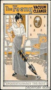 1915 the Feeny Vacuum Cleaner Advertising Card From the Panama-Pacific Expo