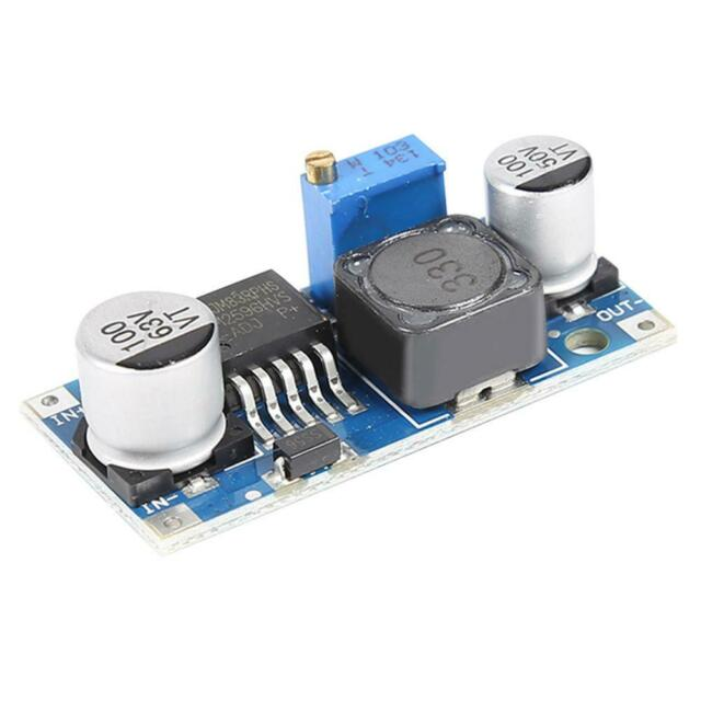 DC-DC Step Down Power Module DC 4.5V-48V LM2596HVS Buck Regulator Board BF#